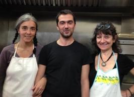 Mimma, Luca e Lina
