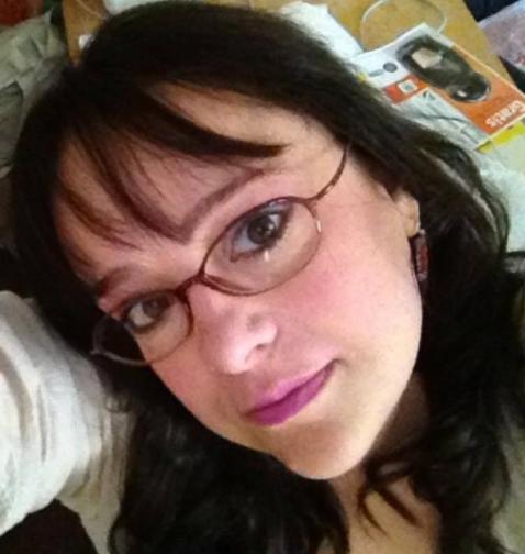 Laura Tinti, proprietaria di Dharma's Cakes